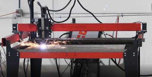 CNC Plasma Cutting 1